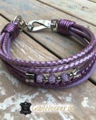 hundehalsband-in-lila-flieder-luxus-mit-strass-und-krone-1