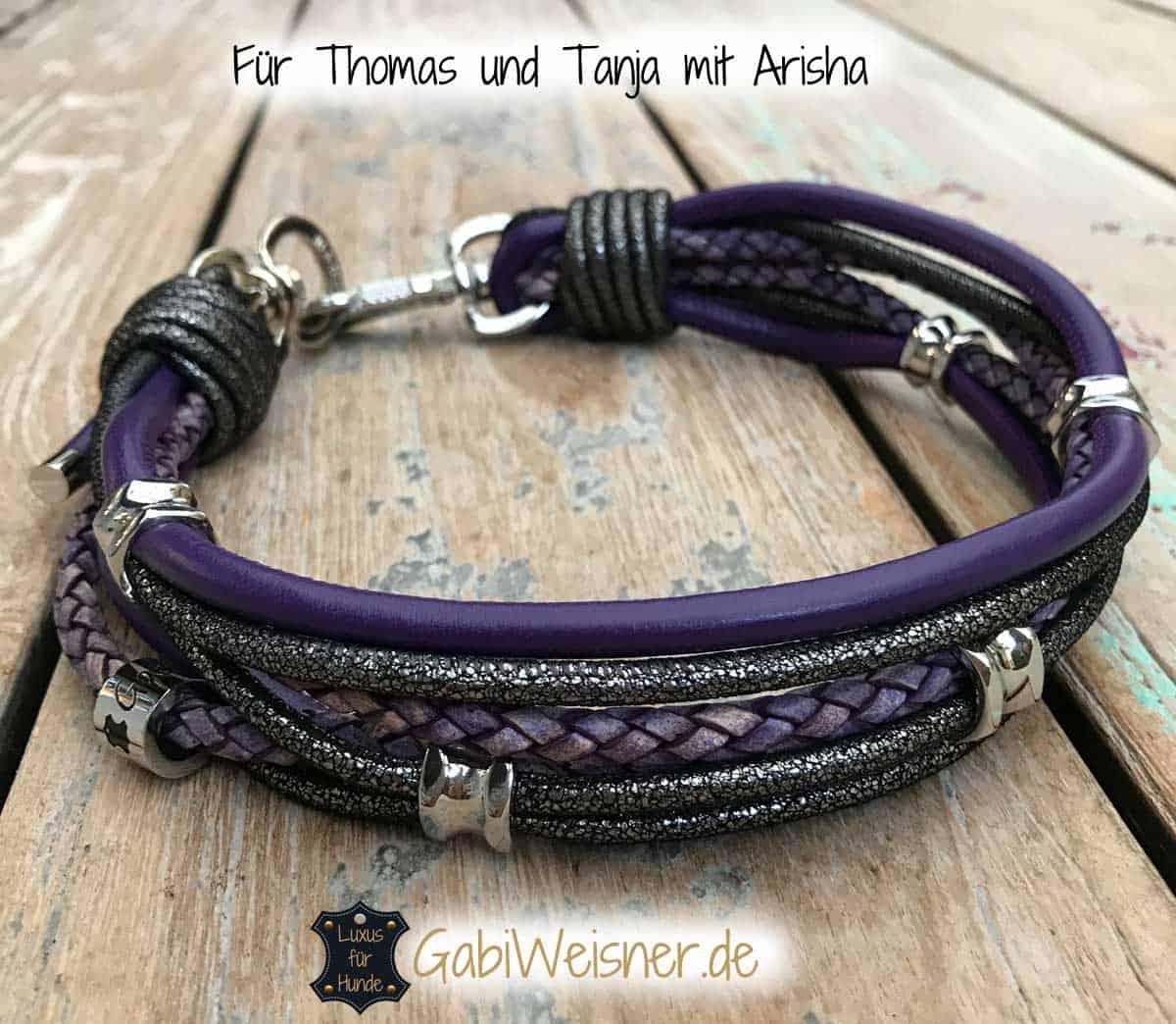 Für Thomas und Tanja mit Arisha