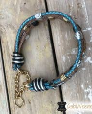 Hundehalsband-5-cm-breit-im-Ledermix-5