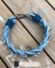 Hundehalsband-Leder-geflochten-2