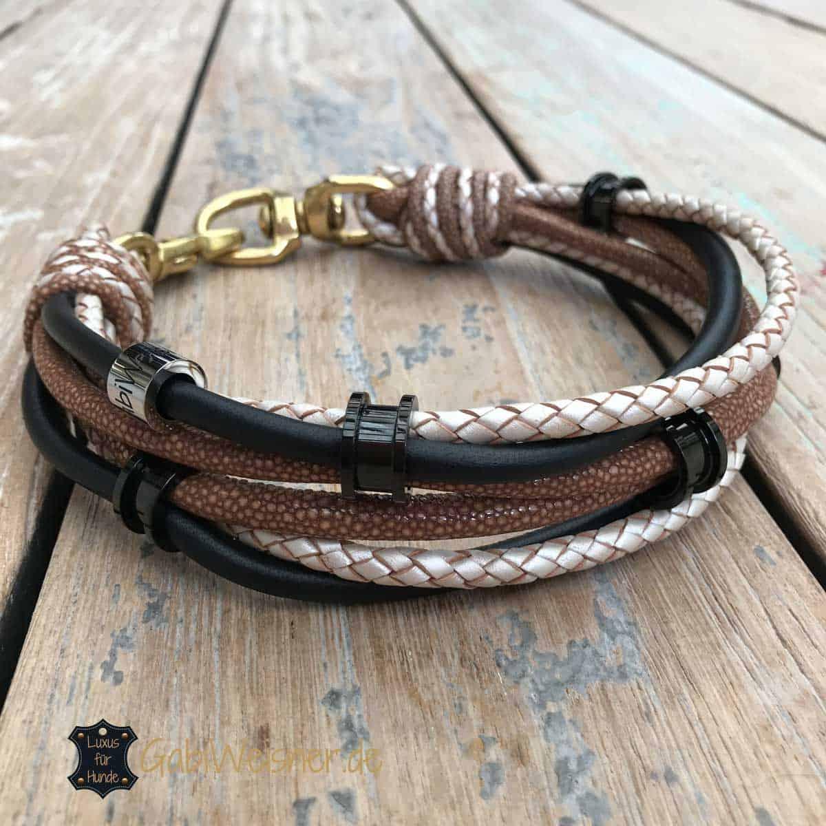 Hundehalsband Doberman