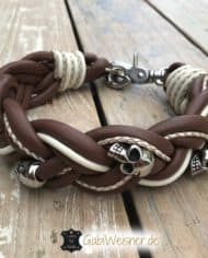 Totenkopf-Hundehalsband-Nappaleder-breit-geflochten-1