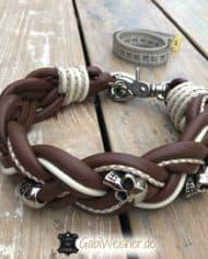 Totenkopf-Hundehalsband-Nappaleder-breit-geflochten-2