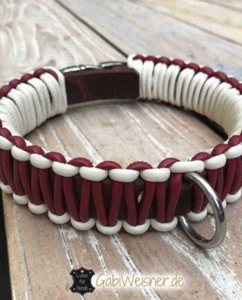 Hundehalsband mit Klickverschluss