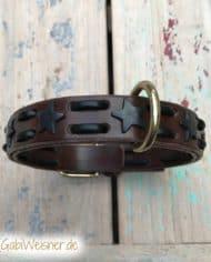 hundehalsband-mit-sternen-leder-braun-3