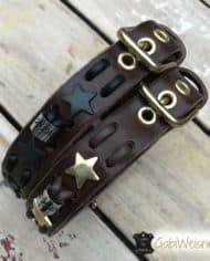 hundehalsband-mit-sternen-leder-braun-oder-schwarz