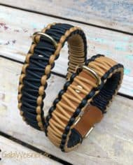 Hundehalsband-Leder-3-cm-breit-verstellbar-3