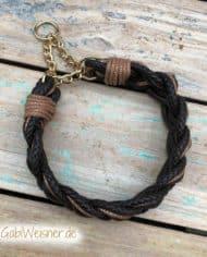 Hundehalsband-Leder-Mix-4-cm-breit-geflochten-3