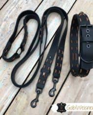 Halsband-mit-Namen-und-Leine-für-große-Hunde-1