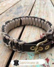 Hundehalsband-in-Braun-Beige-2