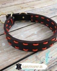 Zugstopp-Hundehalsband-Leder-4-cm-breit-1