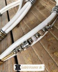 Retriever-Luxus-Hundeleine-mit-Gold-und-Silber-Glitzer-2