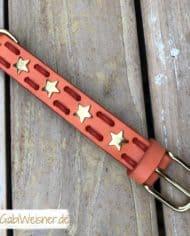 Hundehalsband-mit-Sternen-Leder-3-cm-breit_orange