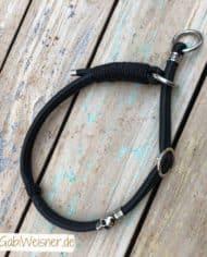 Zugstopp-Hundehalsband-Leder-rundgenäht-ohrtunnel-skull-1