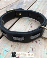 Hundehalsband-Leder-und-Stein_grau_2