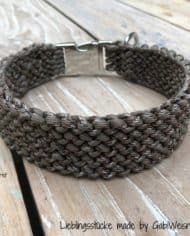 Hundehalsband-Paracord-4-cm-breit-Camouflage-mit-Klickverschluss_2