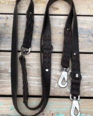Hundeleine-Leder-Braun-2,5-cm-breit_2,5-m-lang_1