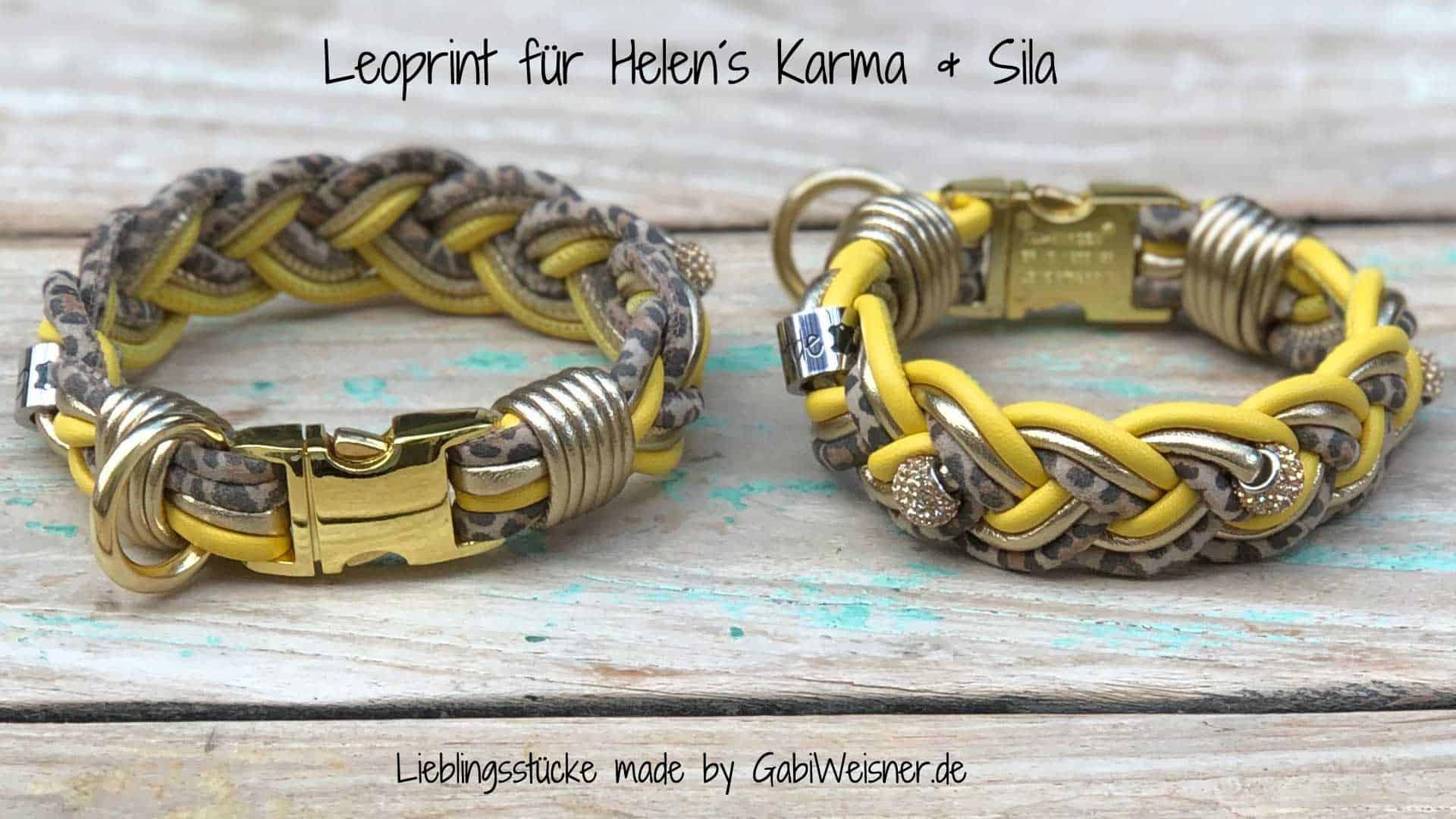 Leoprint für Helen´s Karma & Sila