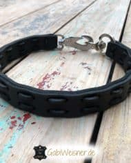hundehalsband-1-x-verstellbar-vollleder-2,5-cm-breit-sprenger-haken-doppelwirbel-1