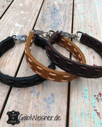 Lange Halsbänder für große Hunde