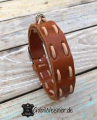 Hundehalsband-mit-Namen-Leder-25-mm-breit-3