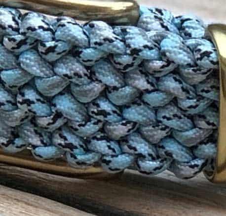 Tweed Hellblau
