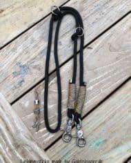Hundehalsband-_SET_kleine_Hunde_Design_Joker_Klickverschluss_Schlüsselanhänger-3