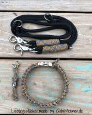 Hundehalsband-_SET_kleine_Hunde_Design_Joker_Klickverschluss_Schlüsselanhänger-5