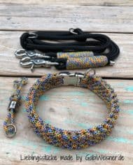 Hundehalsband-_SET_kleine_Hunde_Design_Joker_Klickverschluss_Schlüsselanhänger-6