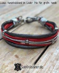Luxus-Hundehalsband-im-Leder-Mix-für-große-Hunde-1