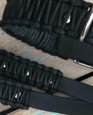 Hundehalsband-und-Leine-Leder-schwarz-3