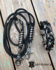 Mini-Hundehalsband-SET-dekoriert-mit-Skull-2