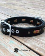 Hundehalsband-Dschungel-Look-2