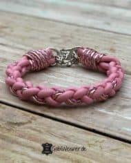 hundehalsband-leder-rund-rosa-1