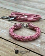 hundeleine-hundehalsband-Leder-rosa-6-mm