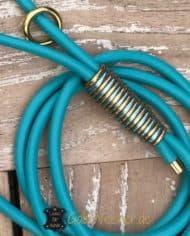 Nappalederleine-mit-Handschlaufe-6-mm-in-Türkis-und-Gold-2
