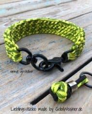 Hundehalsband-in-Schwarz-Gelb-1