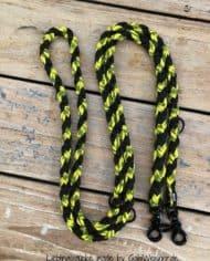 HundeLeine-in-Schwarz-Gelb-1