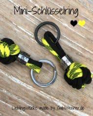 Mini-Schlüsselring