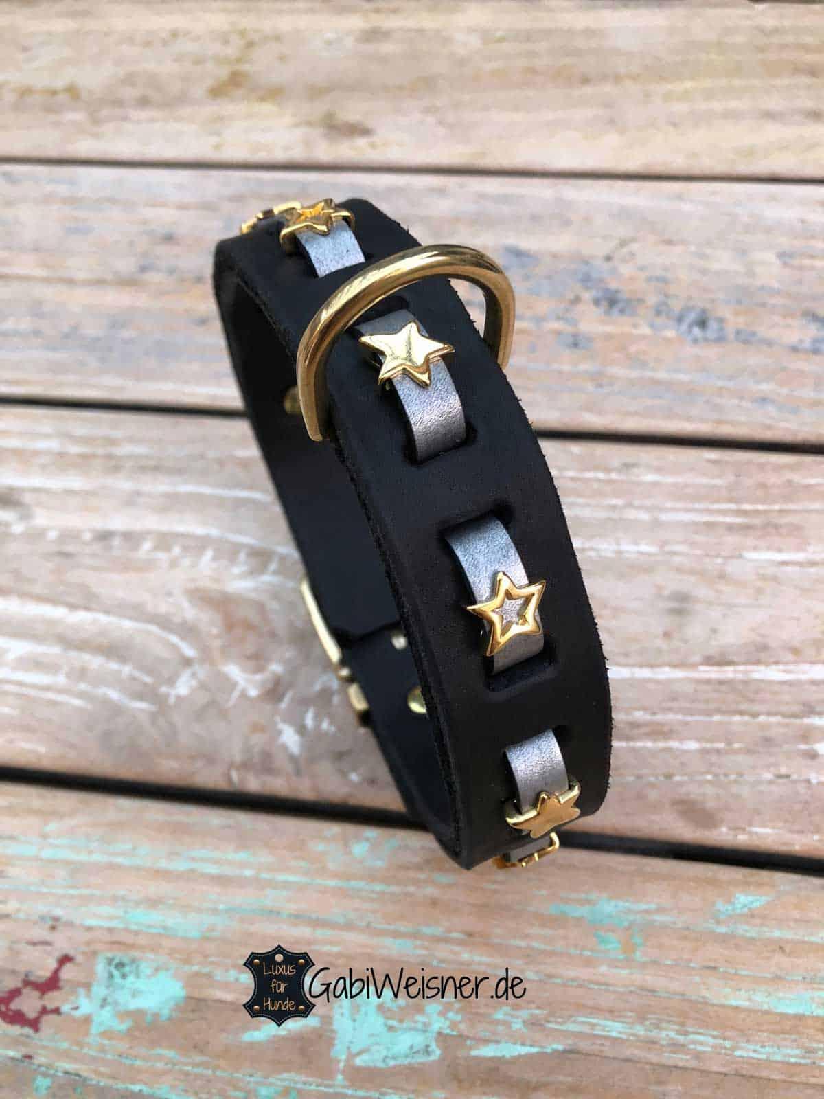 Halsband mit Stern