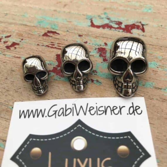 Totenkopf - Skull 3 Größen.