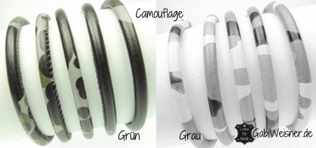 Camouflage, Grün, Grau