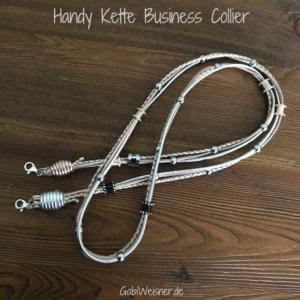 Handy Kette Business Collier