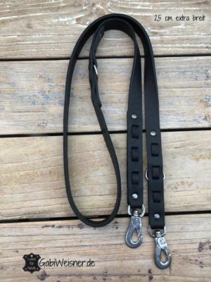HundeLeine-Leder-2,5-cm-extra-breit-dekoriert-mit-Kork-in-Schwarz (1)