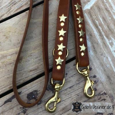 Hundeleine-mit-Sternen,-Leder-25-mm (1)