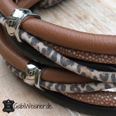 Luxus-Hundehalsband-5-cm-breit 3