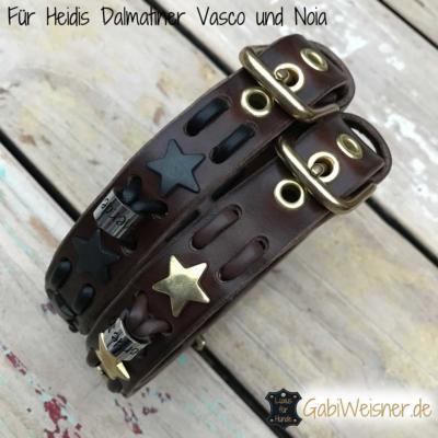 Sterne für-Heidis-Dalmatiner-Vasco-und-Noia