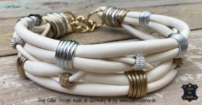 hundehalsband-hochzeit-elfenbein-gold-silber-3