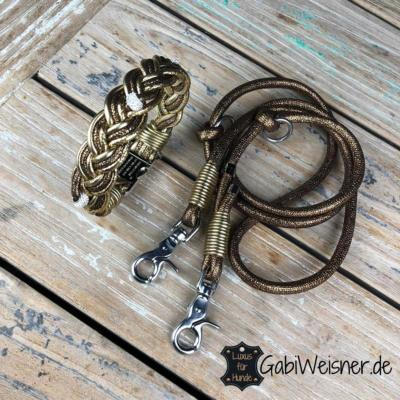 hundehalsband-set-in-gold